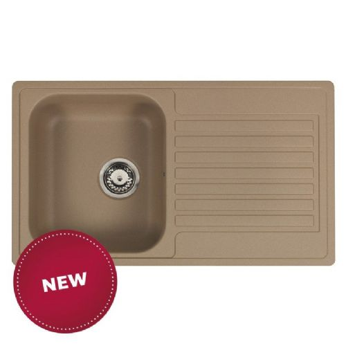 Regi-Colour Centurio 1.0 Coloured Stainless Steel Sink